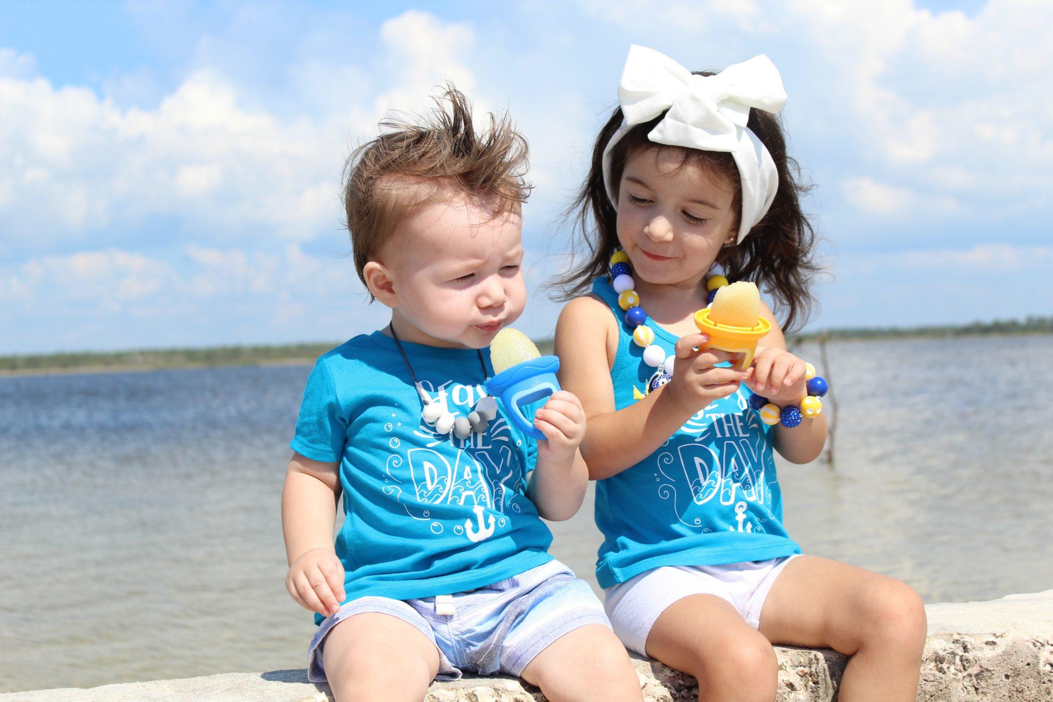 Nuby's Garden Fresh Fruitsicles | Toddler Popsicles