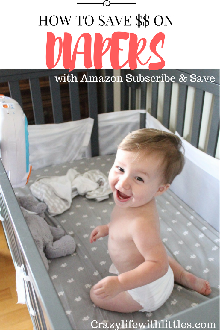 Buying organic, chemical free diapers doesn't have to cost a fortune. Learn how to save money with Amazon Subscribe and Save subscription.