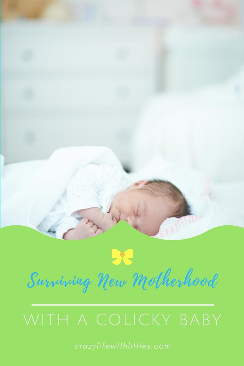 Surviving New Motherhood