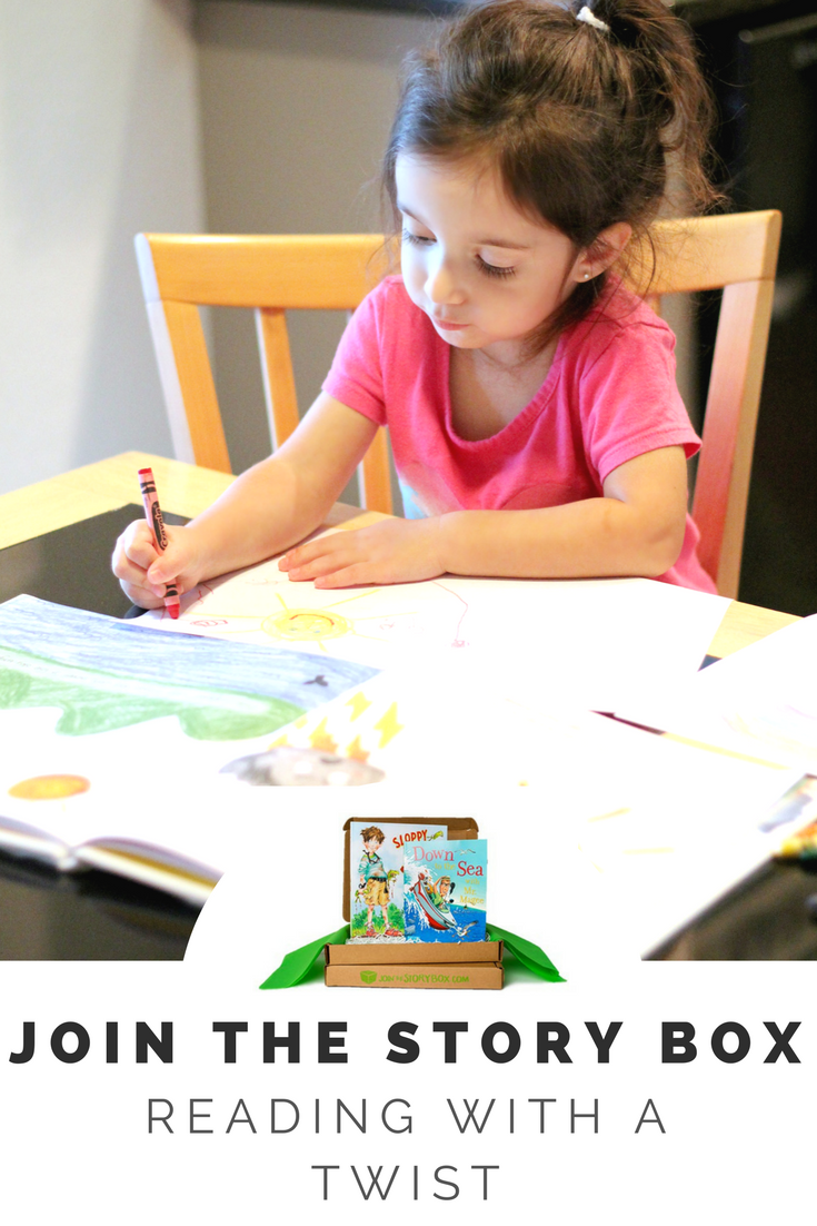 Join the Story Box Reading and Creative Prompts for Early Learners