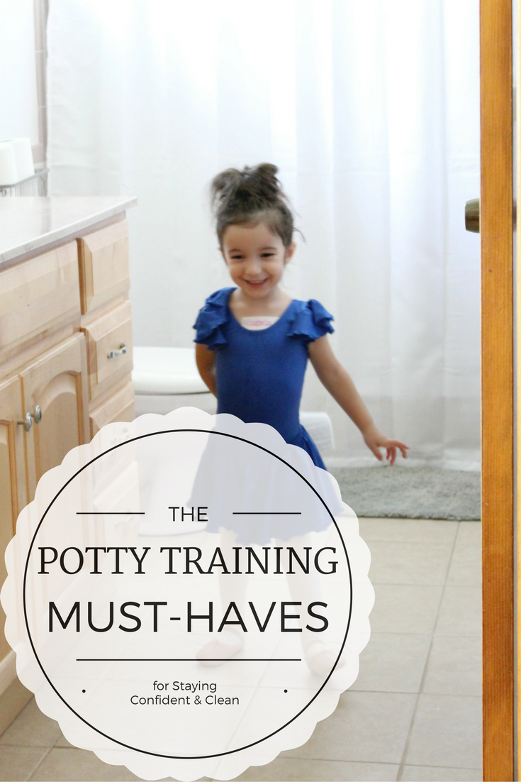 Potty Training Must Haves for Staying Confident & Clean | Cottonelle FreshCare Flushable Wipes