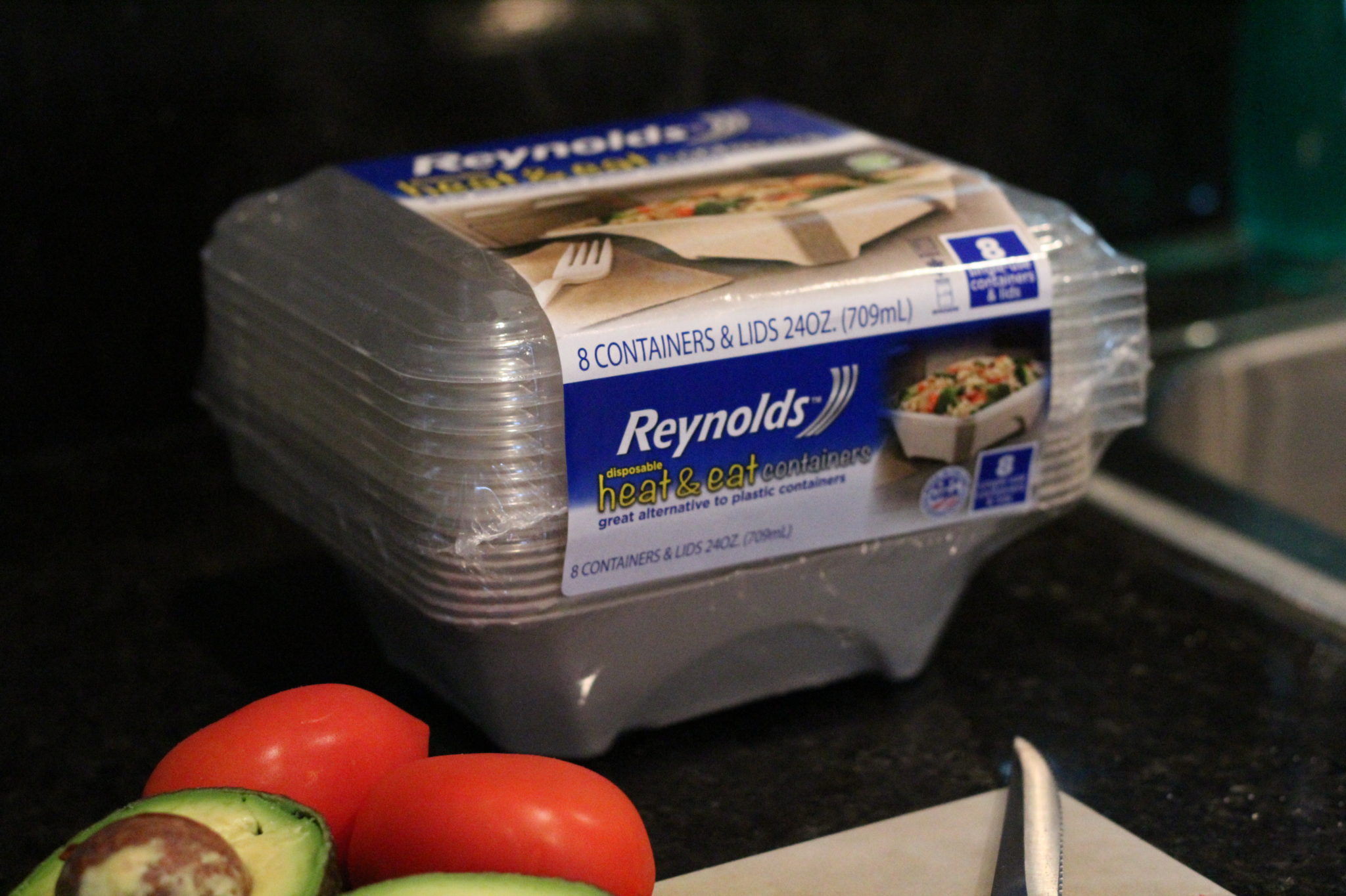 Reynold's Disposable Heat & Eat Containers