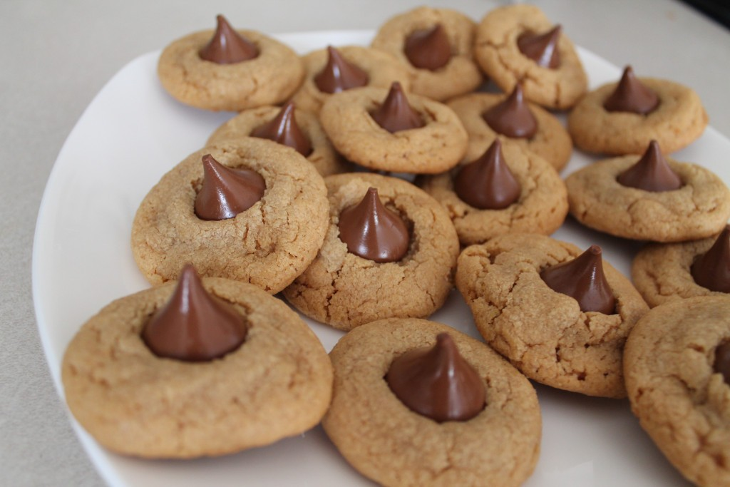 Peanut Butter Kiss Cookie Recipe