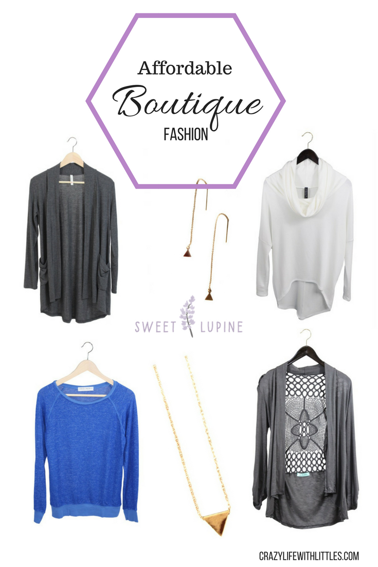 Affordable Boutique Fashion | Ethically Made in the USA | Sweet Lupine