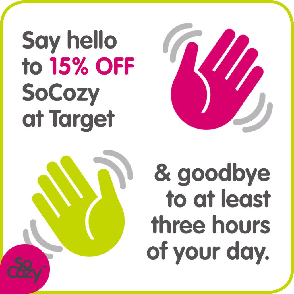 SoCozy at Target