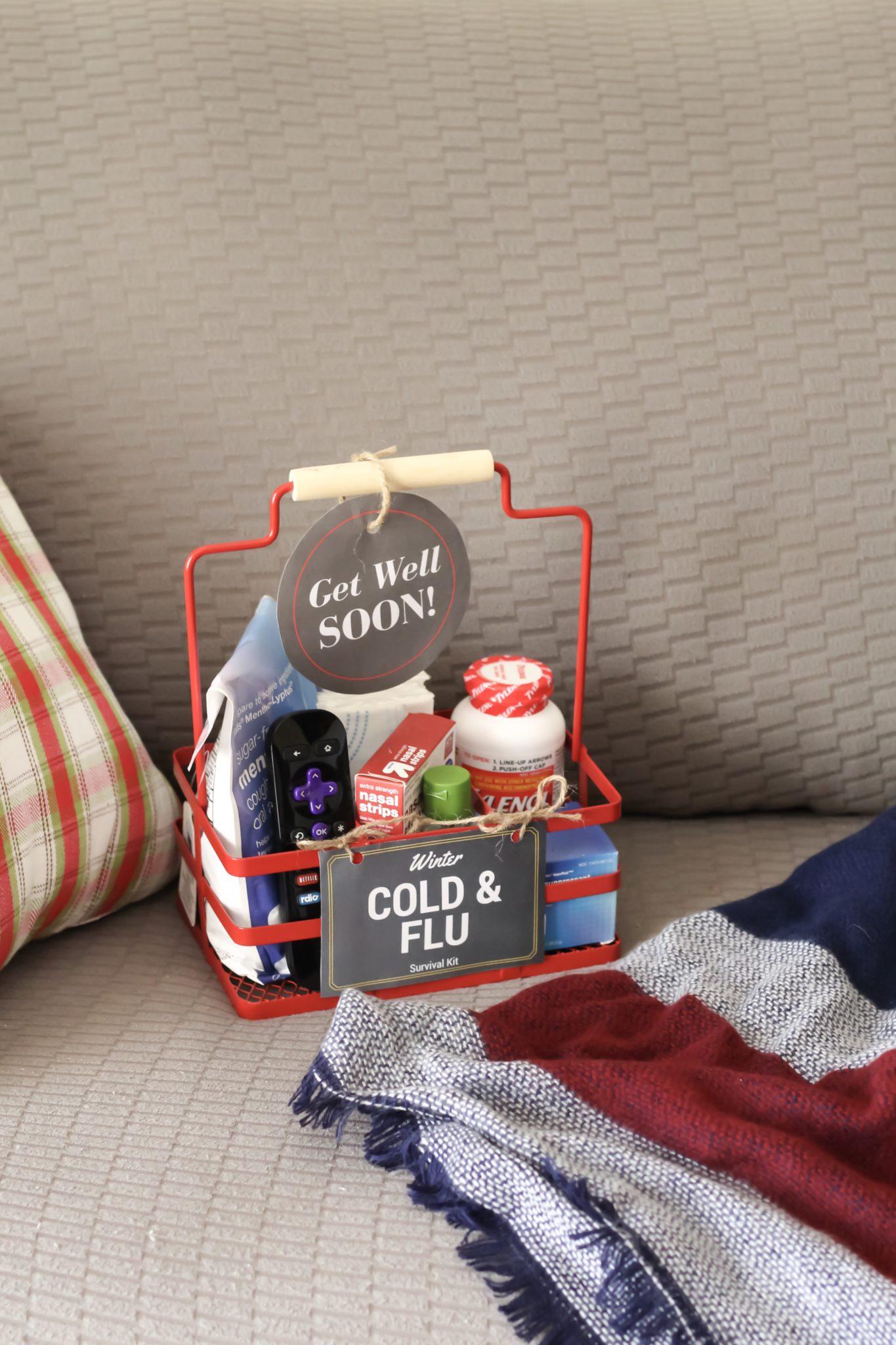 DIY Cold & Flu Survival Kit