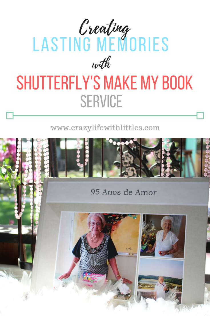 Creating Lasting Memories with Shutterfly's Make My Book Service, Photo Book