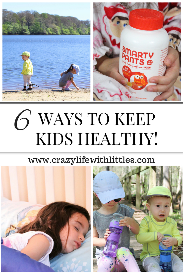 6 Ways to Keep Kids Healthy All Year Round, Immune Boosters for Kids, Kids Multivitamins