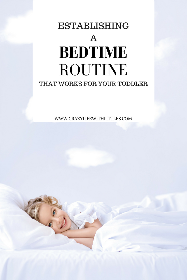 HOW TO ESTABLISH A BEDTIME ROUTINE THAT WORKS FOR YOUR TODDLER USING HATCH BABY REST