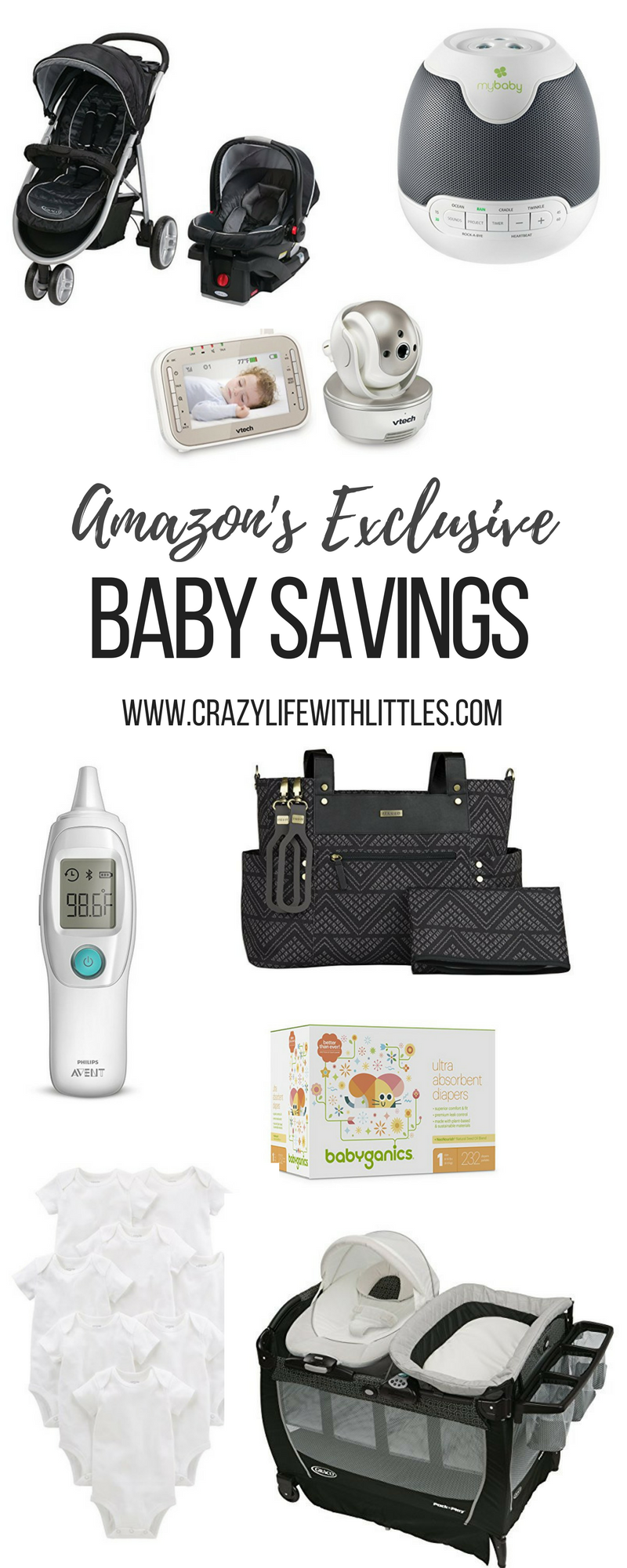 amazon prime, amazon savings, baby essentials, newborn essentials, amazon baby registry,