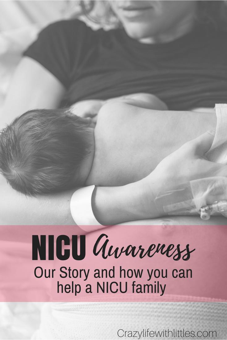 NICU Awareness month, premie, premature birth, NICU, birth story, NICU baby, how to help a NICU family