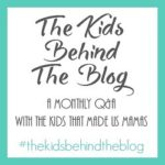 Kid's Behind the Blog: June Interview