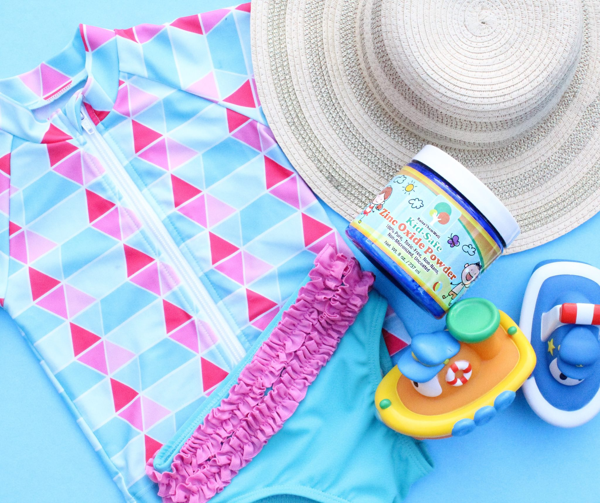 Surviving the Sun with SwimZip