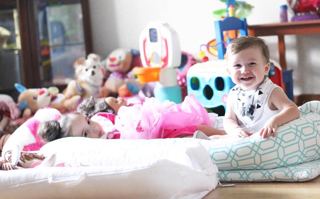Dockatot Review, Dockatot Baby and Toddler Lounger, Dockatot Grand
