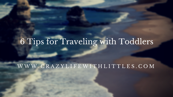 6 Tips for Flying with a Toddler
