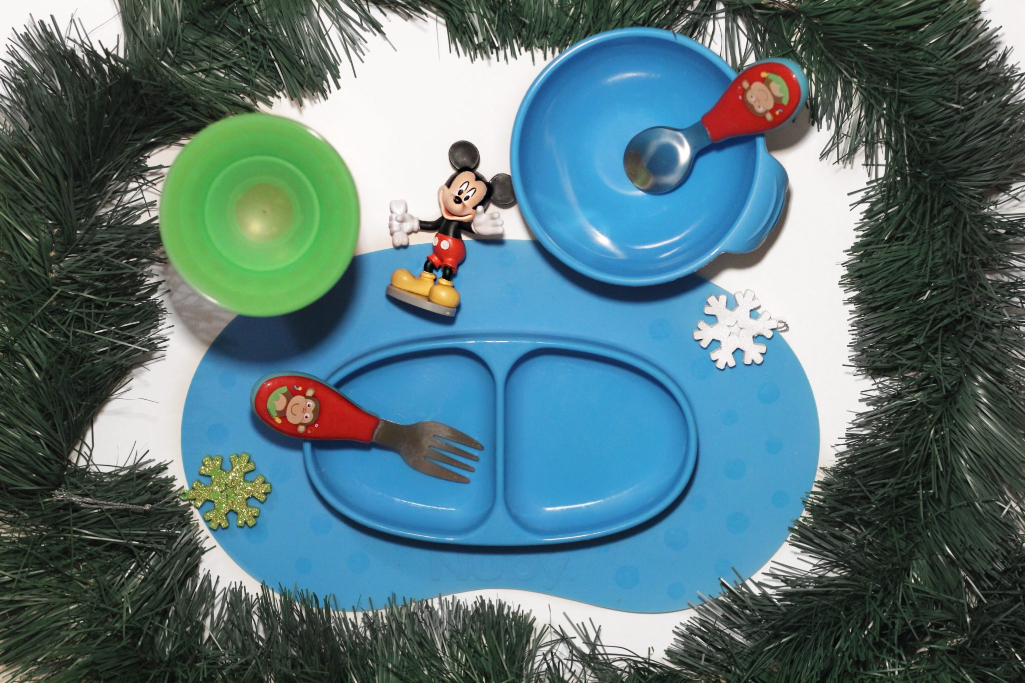Holiday Mealtimes with Nuby