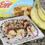 Snack Time Skewers with Eggo Buttermilk Waffles