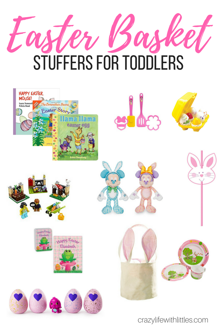 easter basket stuffers, easter basket toys, easter books, easter fillers, easter for toddlers