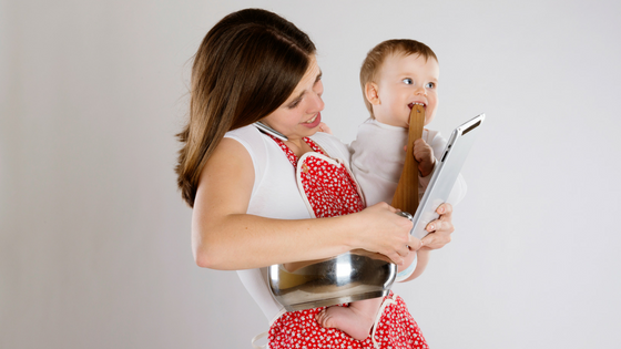 TIME SAVING TIPS FOR THE WORKING MOM