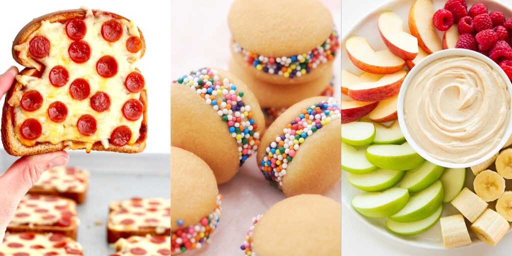 17 KID FAVORITE AFTER SCHOOL SNACKS