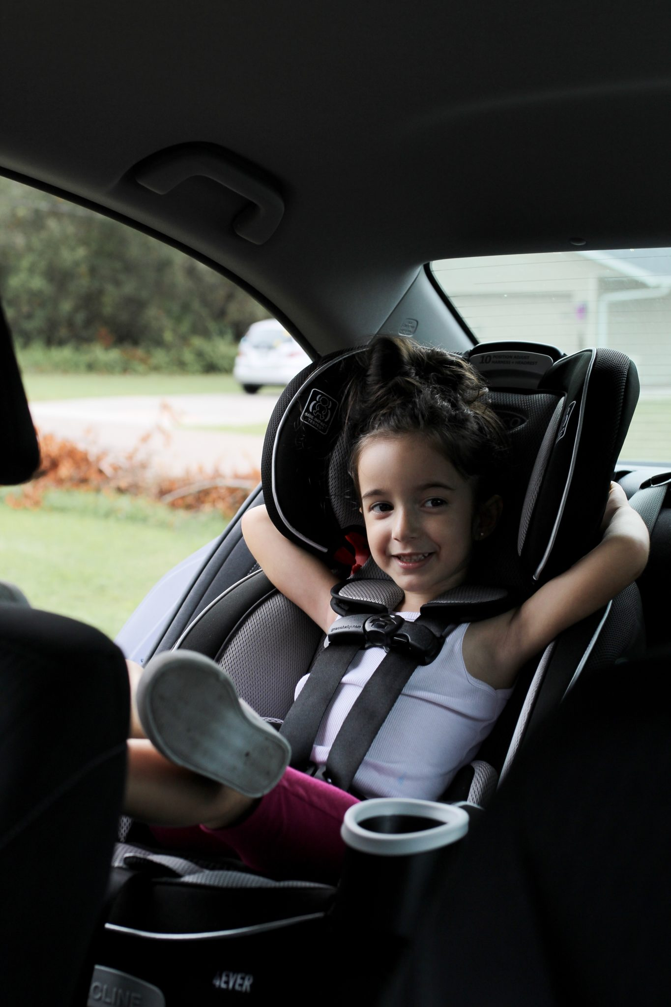 PRACTICAL TIPS FOR SELECTING A CAR SEAT