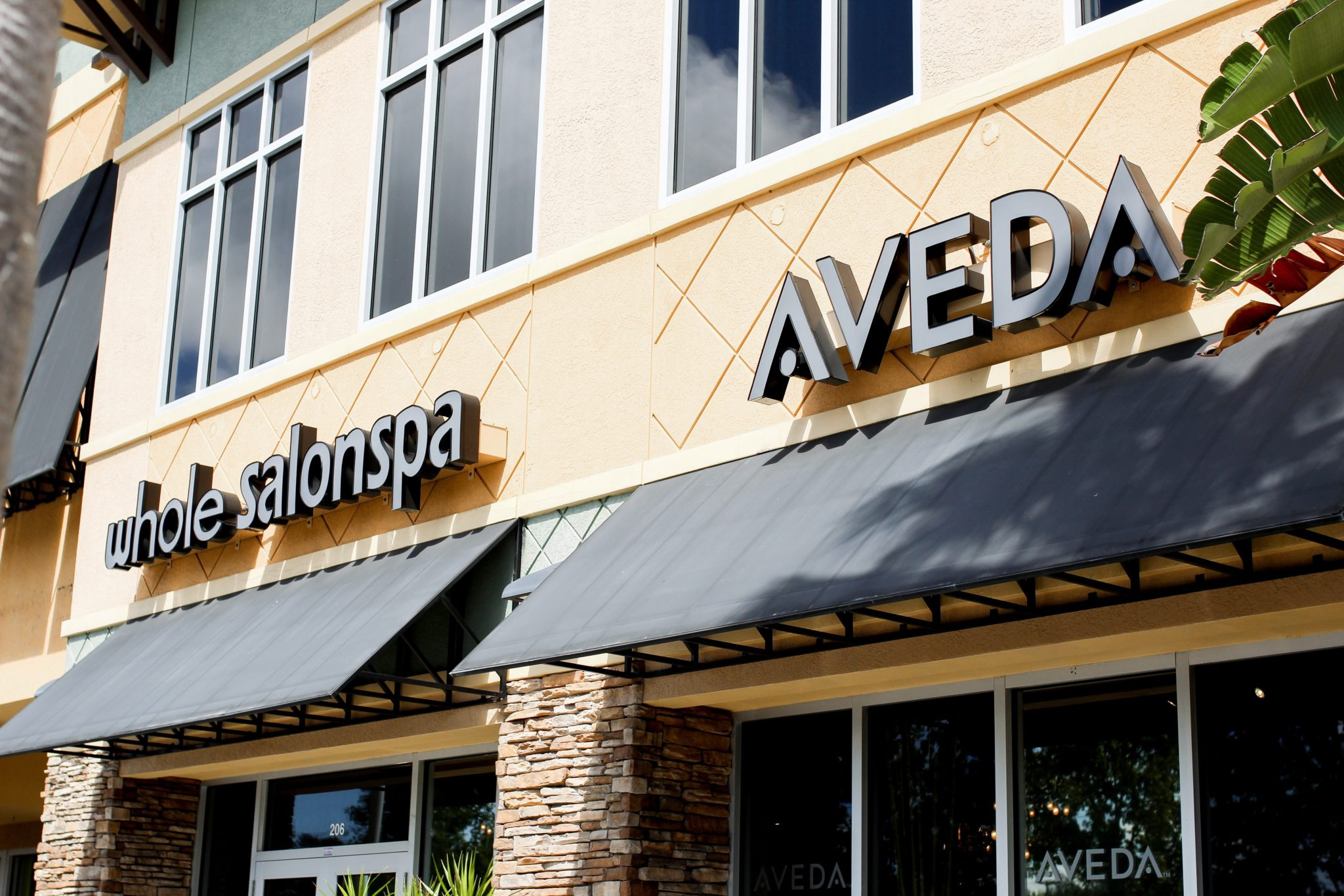 LOCAL FEATURE: WHOLE AVEDA SALON SPA