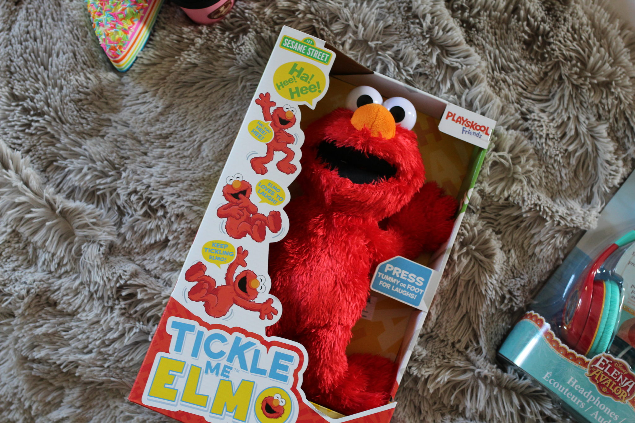 Tickle Me Elmo, Toddler Gifts, Toddler Toys