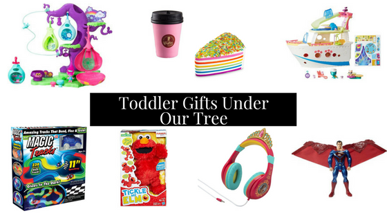 10 TODDLER GIFTS YOU'LL FIND UNDER OUR CHRISTMAS TREE