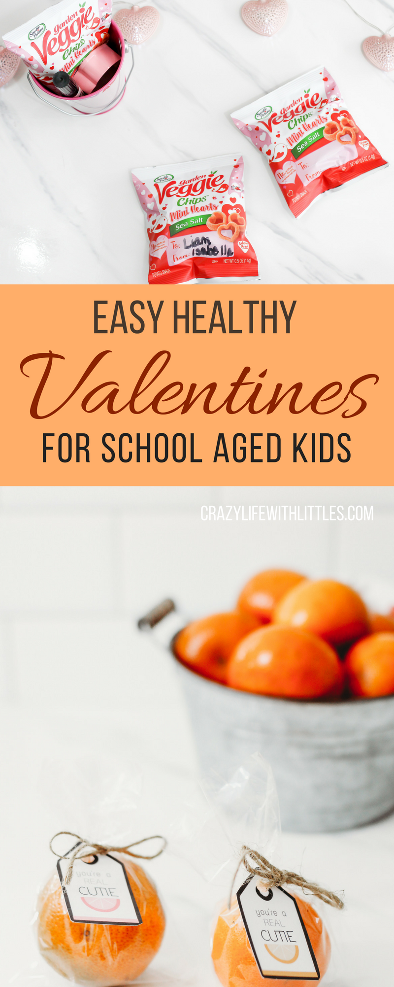 Easy Healthy Valentines for School aged kids, healthy valentines, valentines day, school valentines, toddler valentines, preschool valentines