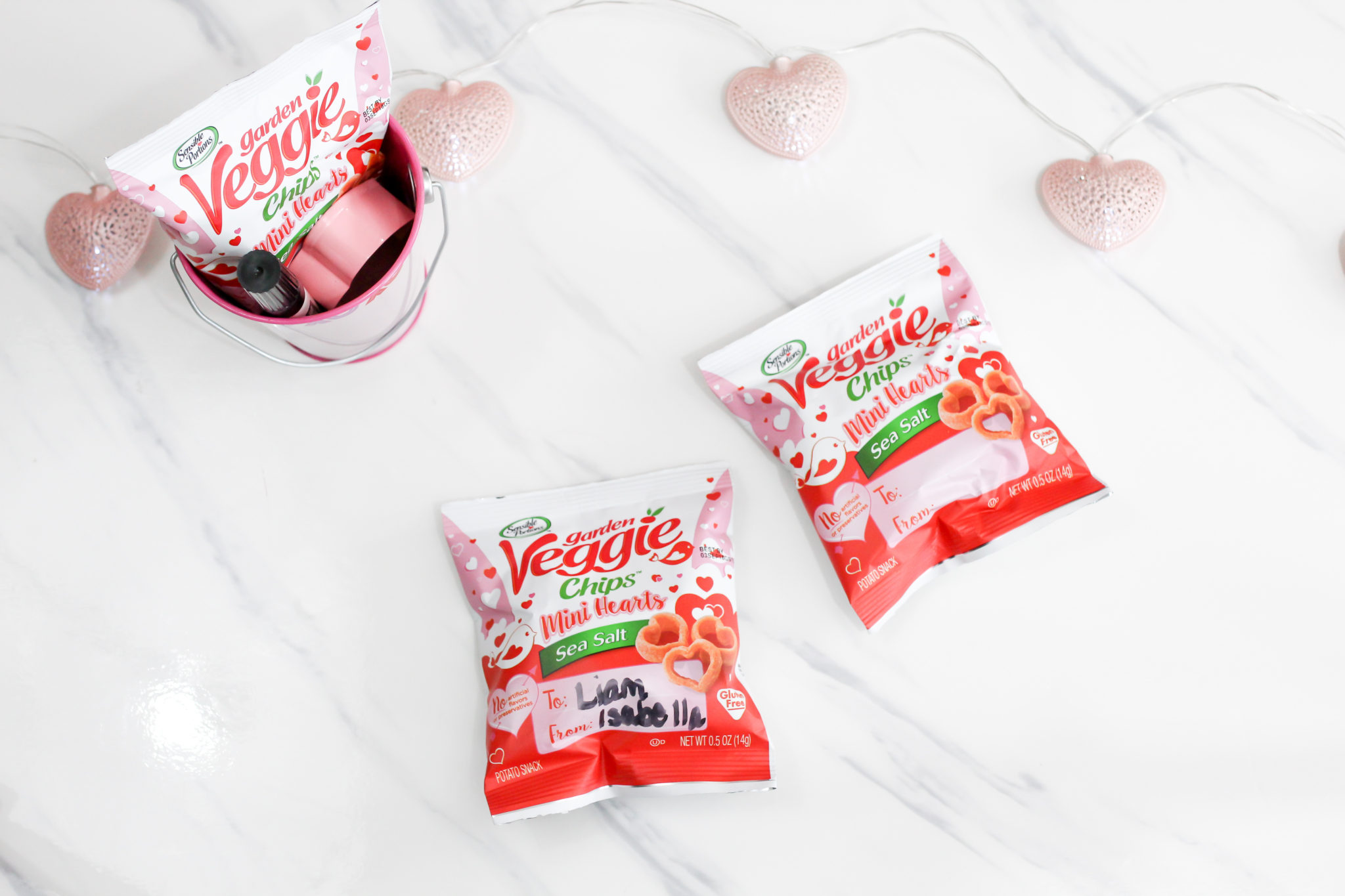 Easy healthy valentine's for school aged kids