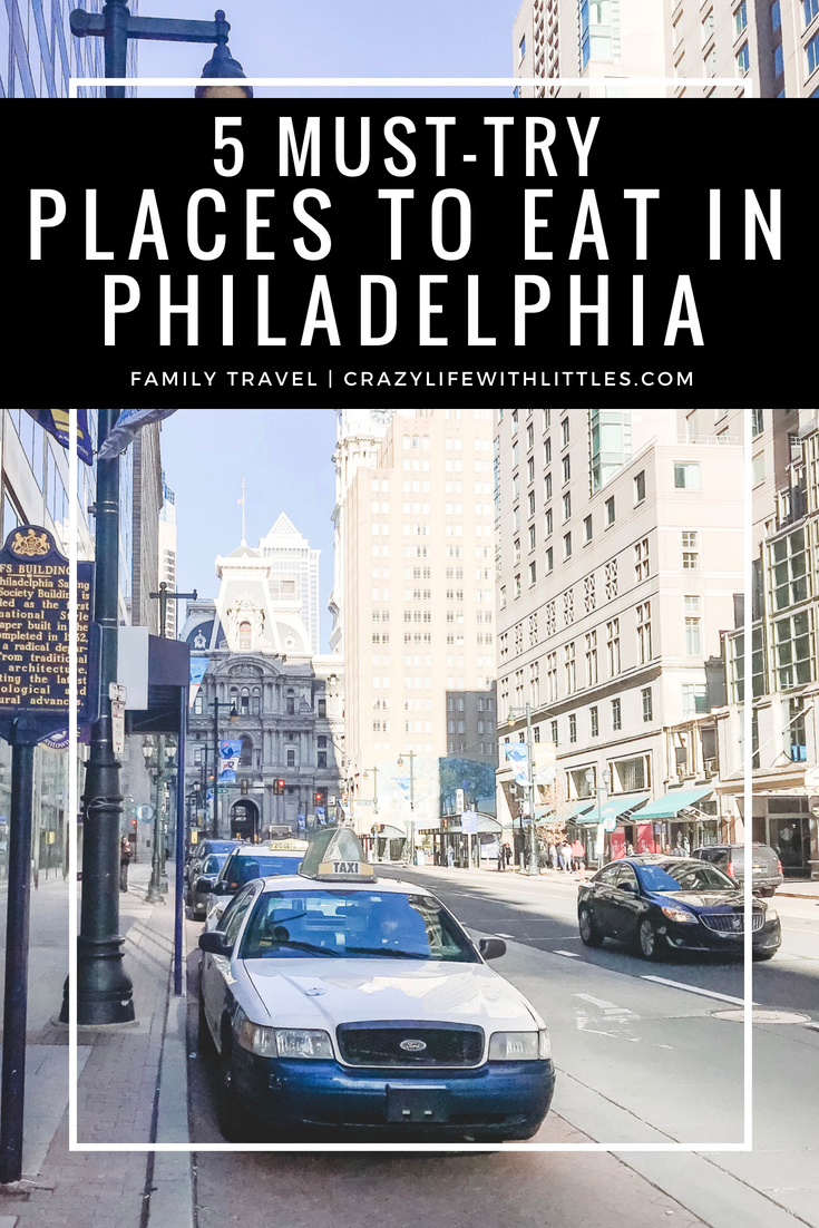 Philadelphia Travel guide, family vacation in Philadelphia, where to eat in philadelphia