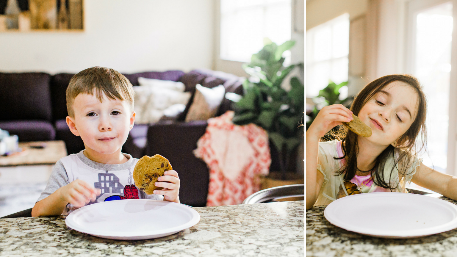 The Secret to Baking with Kids, organic baking mixes, organic chocolate chip cookies, Foodstirs