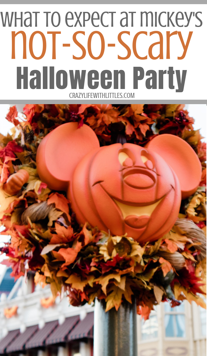 #DisneyKids #NotSoScary #MagicKingdom #MNSSH Everything you need to know about Mickey's Not So Scary Halloween Party in Magic Kingdom from dates, tips, what's new, tricks and treats!