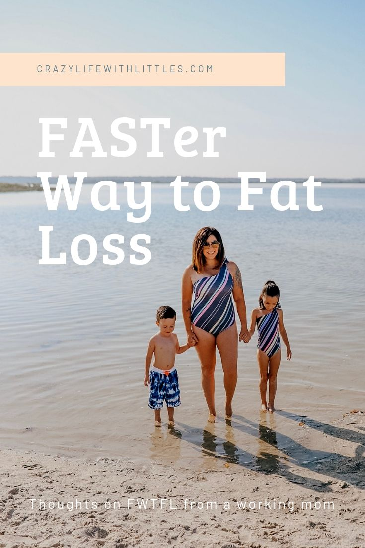FASTer Way to Fat Loss Review - RadSwim Matching Swimsuits, Tampa Lifestyle Blogger Crazy Life with Littles