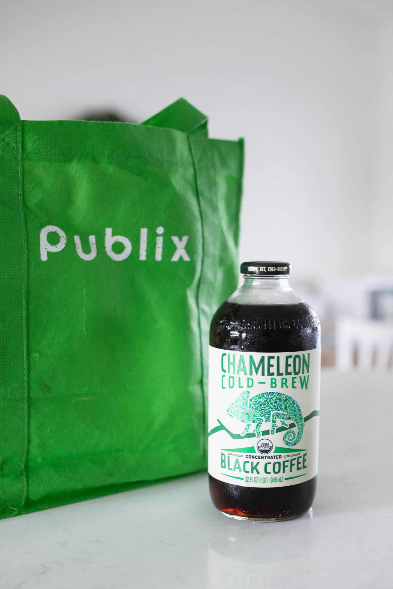 Easy Dairy Free Vanilla Coconut Milk Coffee made from Chameleon Cold-Brew Concentrate - Tampa Lifestyle Blogger, Crazy Life with Littles