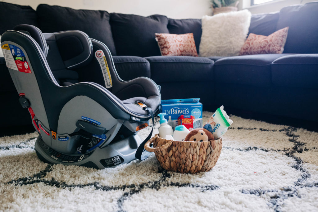 Walmart Baby Registry Items from a Mom of Two