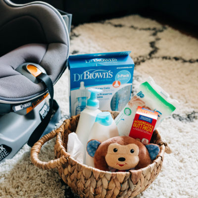 Buying from a Baby Registry