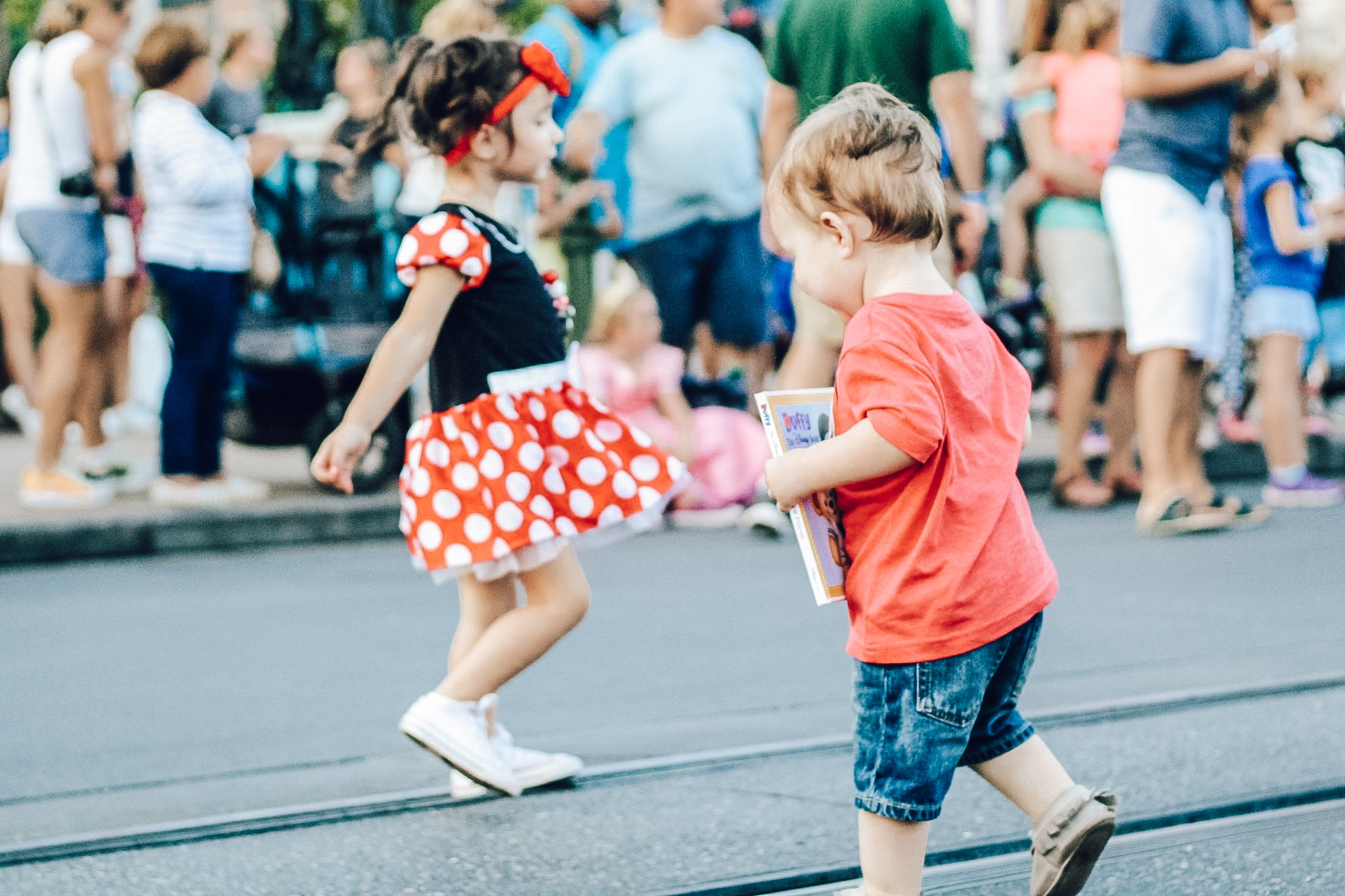 Disney's Magic Kingdom with Toddlers