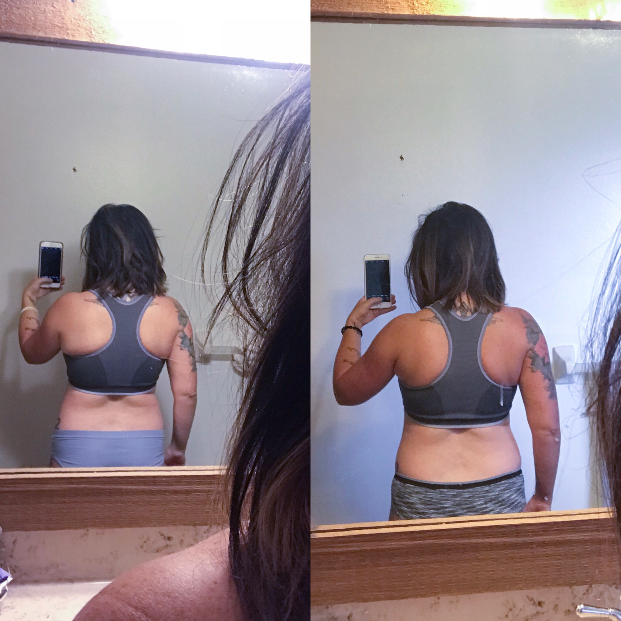 My 6 week results from 1 round of FASTer Way to Fat Loss - Tampa Lifestyle and Mom Blogger Crazy Life with Littles