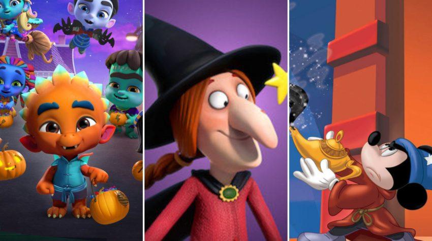 Little Kid Halloween Movies on Netflix Right Now #netflix #toddlershows #HalloweenMovies #Halloween