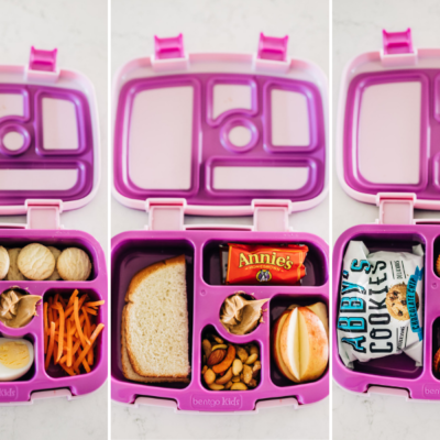 Easy Bento Box Lunches for Kids