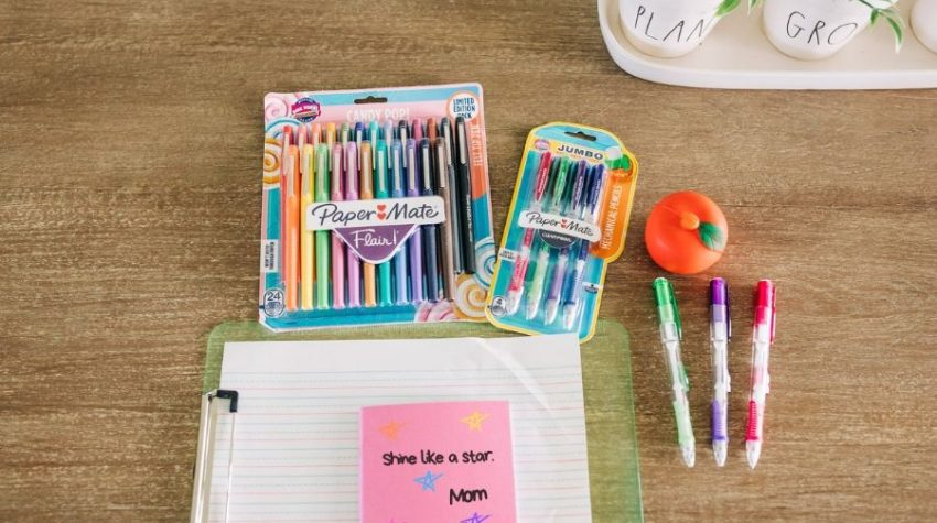 The Write Tools for a Successful School Year