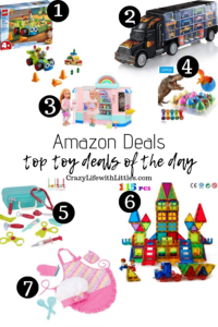 Amazon Top Toy Deals of the Day