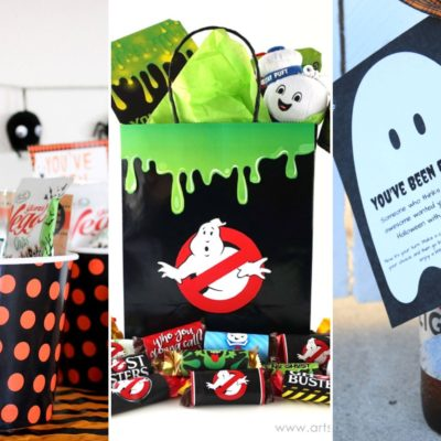 15 Epic Halloween Boo Basket Ideas