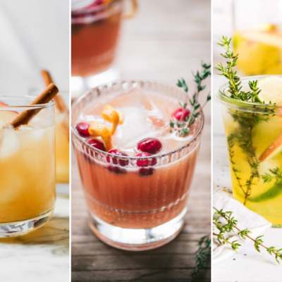 15 Fall Cocktails That Will Warm Your Soul