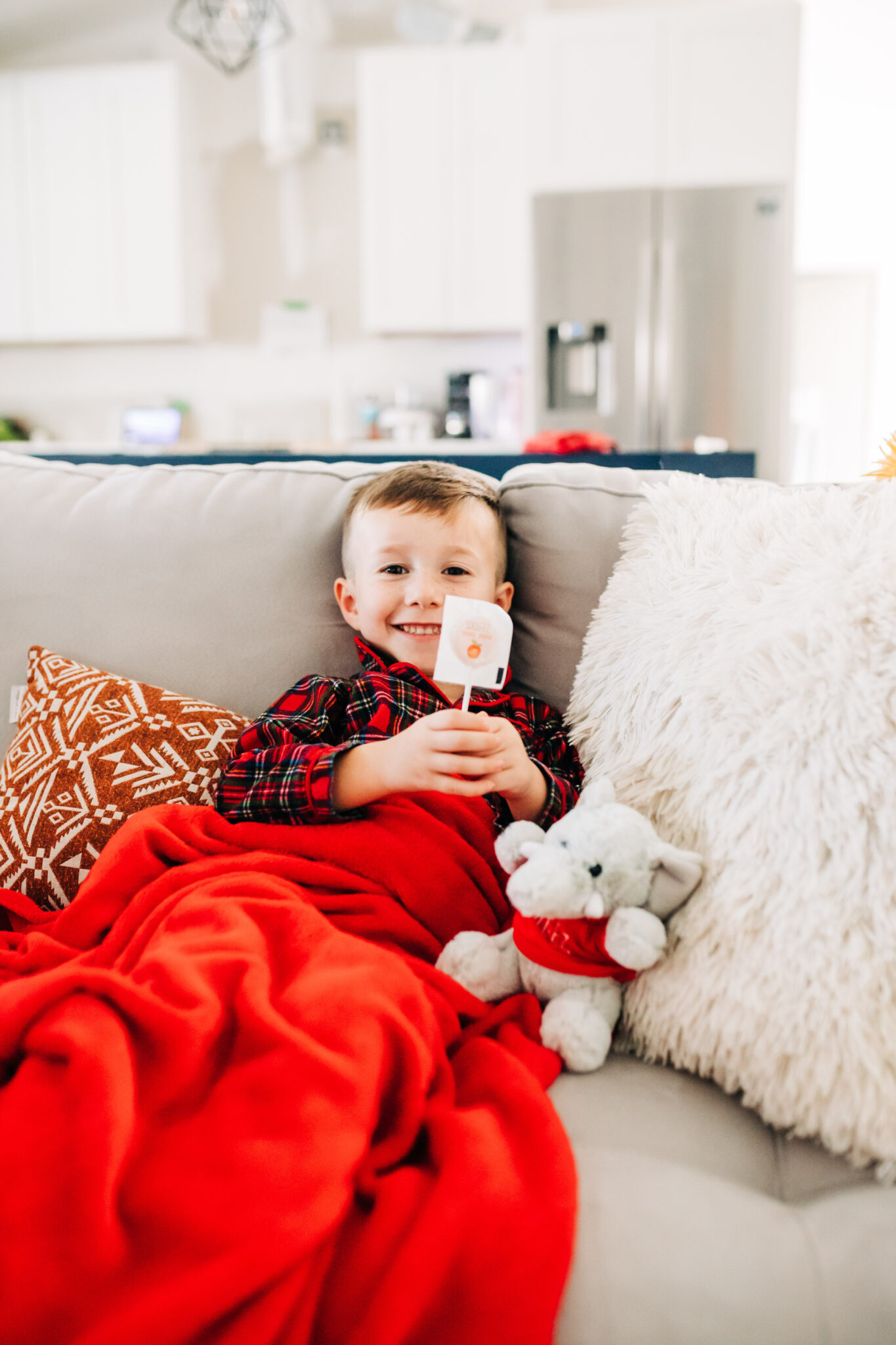 9 Sick Day Hacks from a Mom, kids cold remedy, sore throat remedy