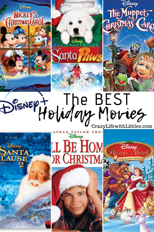 The BEST Disney+ Holiday Movies available for streaming now. #Disney #DisneyHoliday #DisneyChristmas Family Christmas movies for holiday movie nights #disney+ #disneyplus