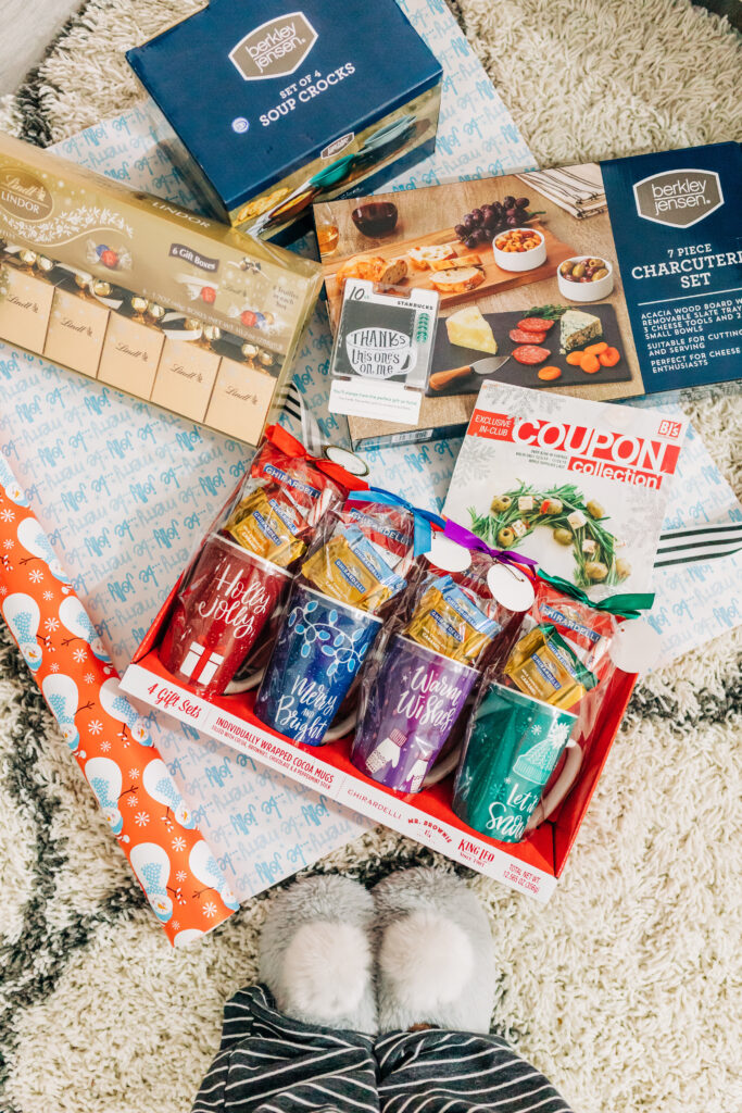 Holiday Host Teacher Co Worker Gift Ideas From Bj S Wholesale Crazy Life With Littles Diy Home Decor
