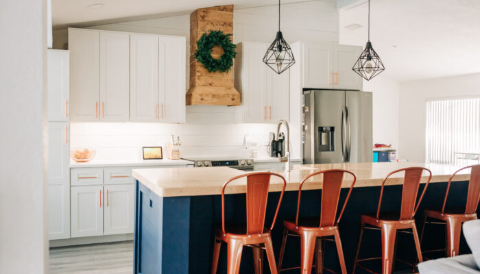 Our Family Kitchen Island Reveal