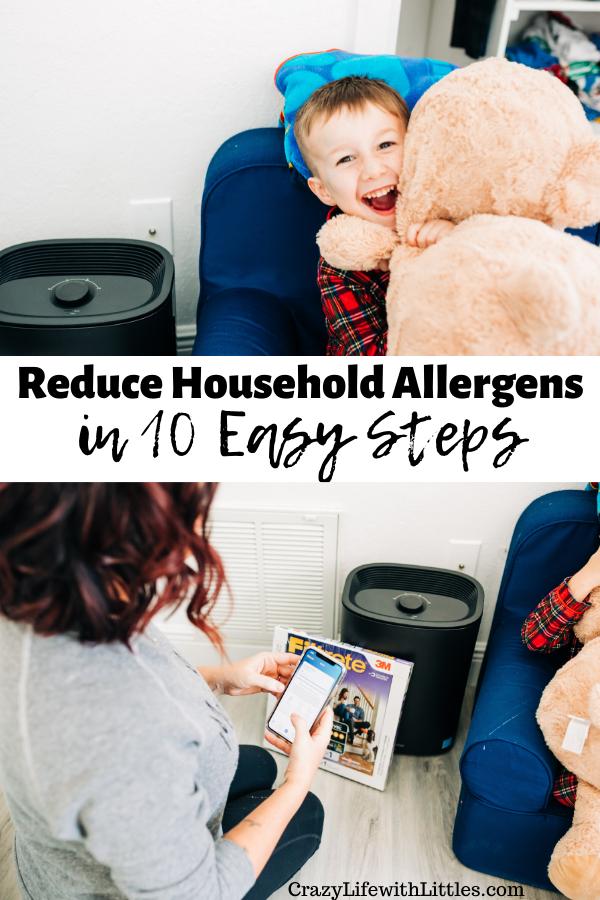 AD Reduce Common Household Allergens, Seasonal Allergies, Dust, Pet Dander, Air purifier, pest control #householdallergens #seasonalallergies #allergies